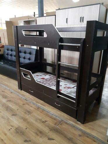 Продаю новый 2х ярусный кровать из российского ламината в Лебединовка