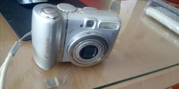 Elektronika - Cacak: Na prodaju polovan Canon a 580 fotoaparat u dobrom stanju. Kamera 8