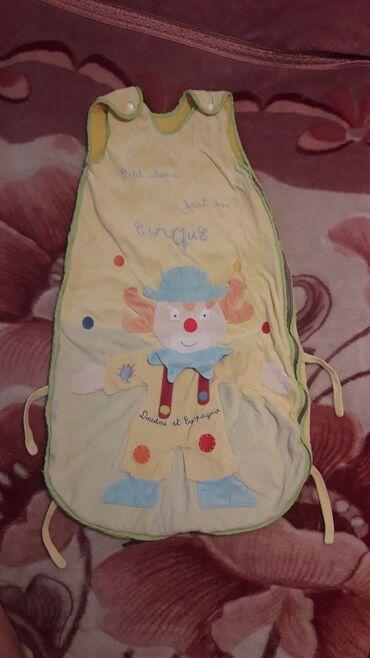 Сокулук Спальный мешок для младенцев от 0 до 1,5 лет. Очень удобная
