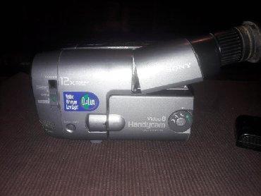 Elektronika | Kovacica: Sony ccd trv11e pal retka kamera ispravan samo što se kaseta