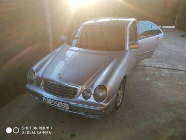 mercedes e в Кыргызстан: Mercedes-Benz E-Class 2.2 л. 2001   200000 км
