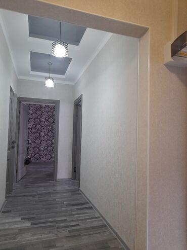 Новостройки - Кыргызстан: Продается 3 кв 100 м2 7/9 в мкр Джал -23 . Дом введён в эксплуатацию
