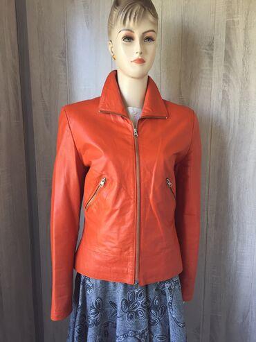 Кожаная куртка -не дермонтин!!!!!! т: .Производство Европа 46-48