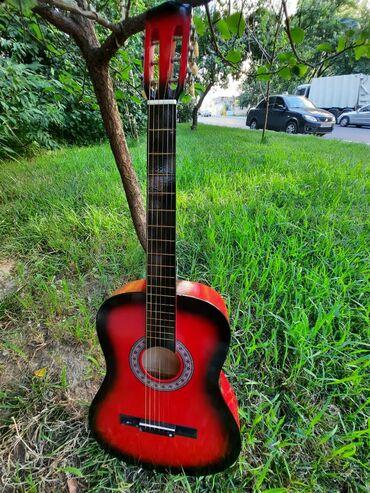 gitara klassik - Azərbaycan: Klassik simli gitara teze pakofqa