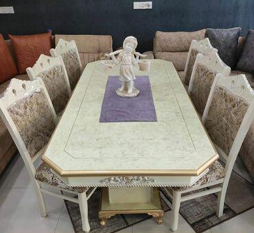 Masa ve oturacaq desti stol stullar стол с стулями yalniz original
