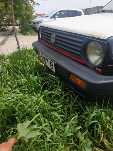 Volkswagen Golf 1985 в Лебединовка