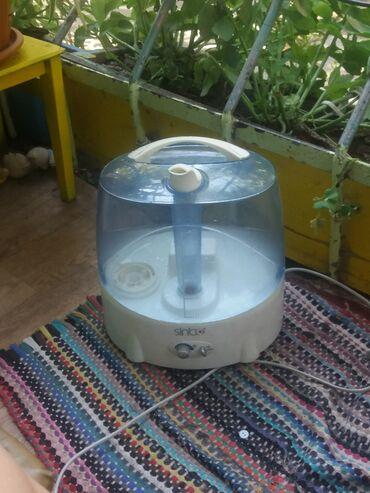 Воздухоочистители в Кыргызстан: Увлажнитель воздуха для детских комнат или сухих помещений