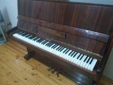 Piano və fortepianolar - Azərbaycan: Piano (oktava) 3 pedal kiçik ölçülü