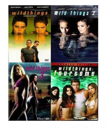 Wild things - kolekcija [4 filma, sa prevodom] - Boljevac
