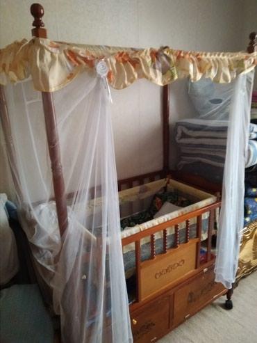 Продаю Манеж, 3500 оканчательно. Хорошая цена. в Бишкек