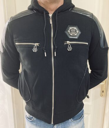 Sada din - Srbija: Philipp Plein duks jakna