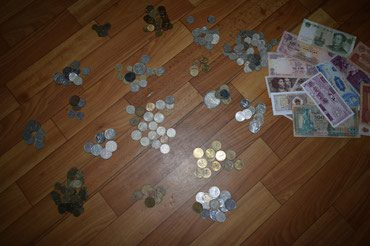 юбилейные монеты россии 10 рублей в Кыргызстан: Продам большую коллекцию монет, за смешные деньги, количество монет