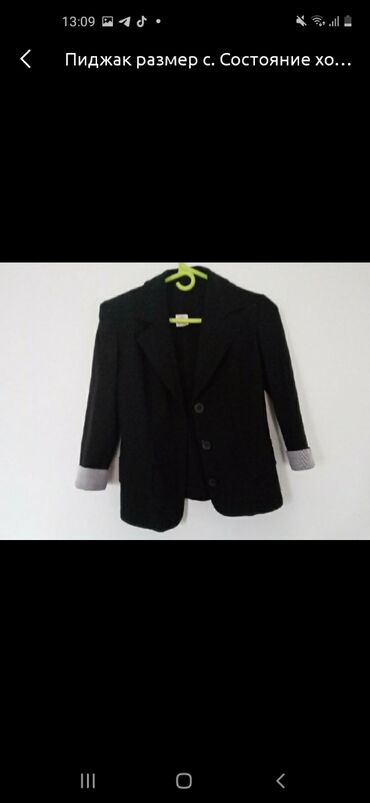 Пиджак.размер s. Состояние хорошее
