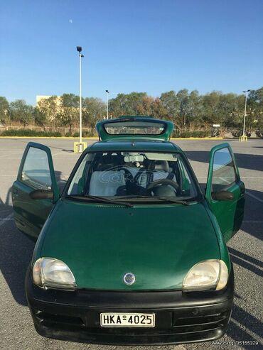 Fiat Seicento 1.1 l. 2001 | 102000 km