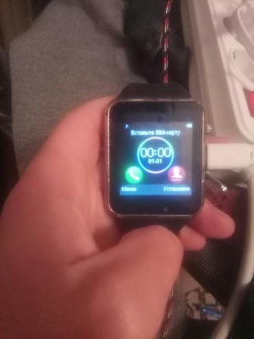 Личные вещи - Семеновка: Продам smart часы, все работает идеально, подключение через Bluetooth