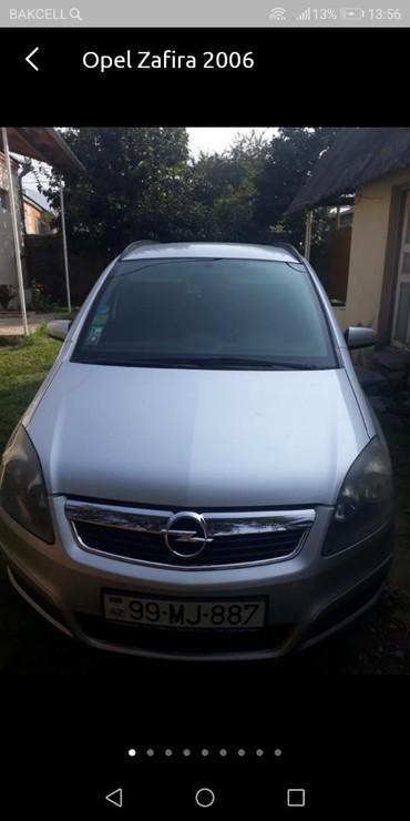 Opel Zafira 1.6 l. 2008 | 295000 km