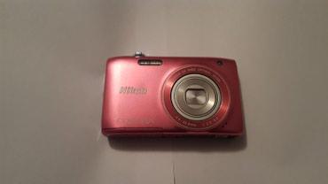 Şamaxı şəhərində Nikon coolpix s3100