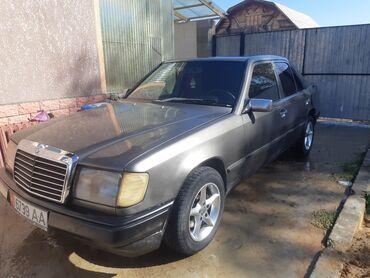 автомобильные шины бу в Кыргызстан: Mercedes-Benz E 230 2 л. 1989 | 286752 км