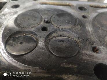 спринтер цена в бишкеке in Кыргызстан | ГРУЗОВЫЕ ПЕРЕВОЗКИ: Головка на спринтер 2.7 сди гбц ом612клапан не севшие есть одна
