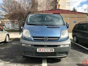 Opel Vivaro 2 l. 2004 | 443000 km