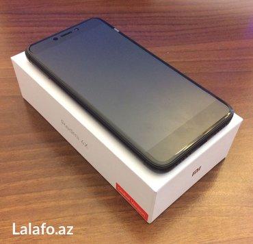 Bakı şəhərində Xiaomi redmi 4x global versiya+silicon case hediyye 2 sİmkart ram