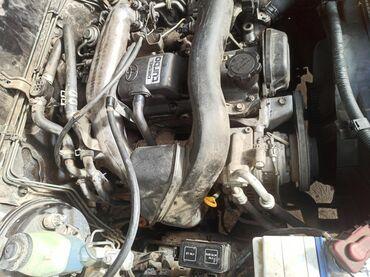 Продам двигатель 1kz-te стоял на Тойота Прадо 95, до поломки тяга