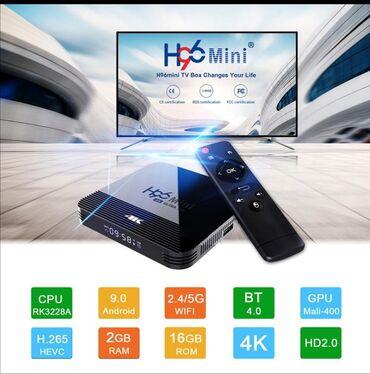 ***Povoljno*** Android Box H96 Mini Uredjaj je nov, 100℅ ispravan, 2g