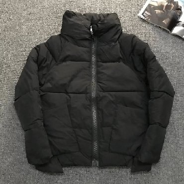 Черная куртка размер m -44 новая город Джалал абад есть доставка в