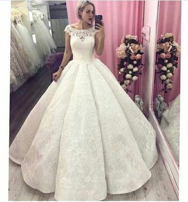 Свадебное платье ! в Токмак