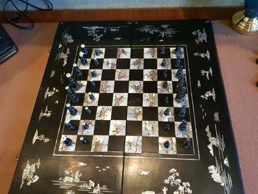 Продаются антикварные шахматы примерно 70-х годовДоска с