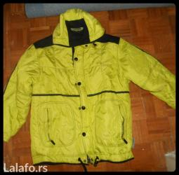 Dimenzija ove jakne je sledeca - Belgrade