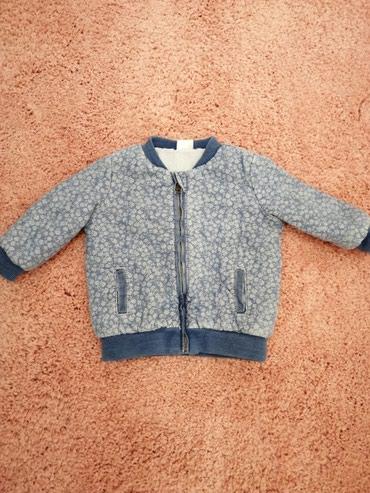 Prelepa f&f  jaknica za bebe za prolece. Imitacija teksasa. - Belgrade