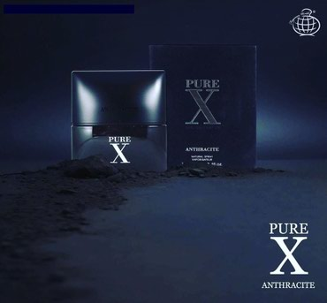 Bakı şəhərində Fragrance World Pure X Anthracite Eau De Parfum