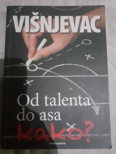 Knjige, časopisi, CD i DVD | Pozega: Višnjevac-Od talenta do asaOdlicna. Višnjevac napisao