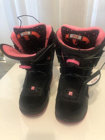 Sport i hobi - Smederevo: Cipele za snowboard Head vel. 39.5, uvoz Svajcarska