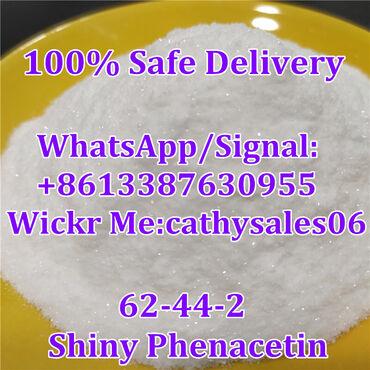 High Yield Phenacetin, CAS 62-44-2 in stock