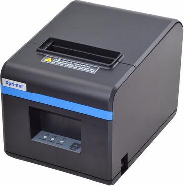 Принтер для чека xprinter n160Чековый принтер:POS Printer 58мм цена