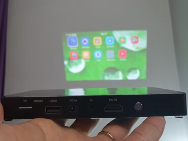 TOUMEI LED DLP Projector (Android)