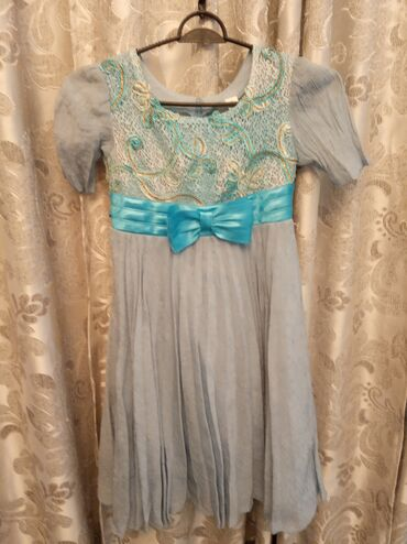 Платье шифон самапошив размер 4-7