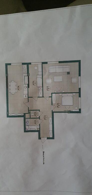 Продается квартира: 3 комнаты, 102 кв. м
