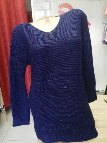 Bluze, vuna protkana srebrnim nitima, udobne i meke