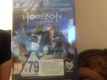 Bakı şəhərində Paketde PS4 Horizon Zero Dawn