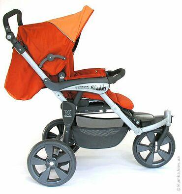 Продается б/у итальянская детская коляска cam cortina evolution. Фото