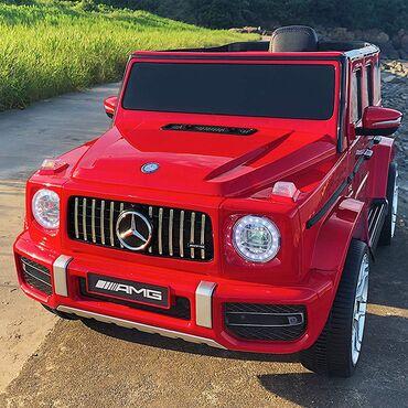 - Azərbaycan: Yeni gələn, Mercedes Benz Galendwagen G63 elektromobilini sizə təqdim