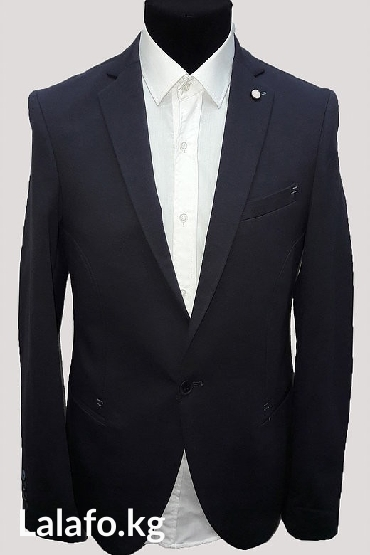 Турецкий трикотажный пиджак от фирмы still point (новый)оригинал 48 ра в Бишкек