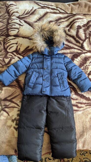Продаем зимнюю куртку и штаны.Для ребенка 1-2 года.В отличном