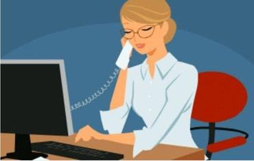 Требуется помощник бухгалтера для в Бишкек