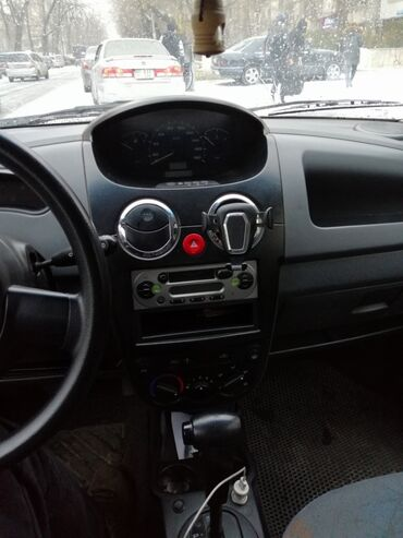 daewoo matiz запчасти в Кыргызстан: Daewoo Matiz 0.8 л. 2008 | 121119 км