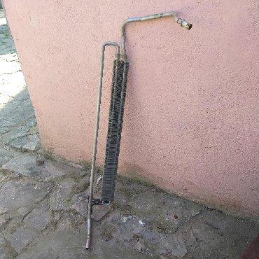 Bmv 2.5 benzin yag radiatoru Oriqinaldi usten cixib