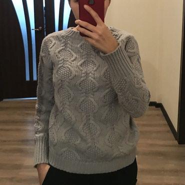 Продаю стильный свитер. В идеальном состоянии. Размер S. в Бишкек